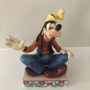 Jim Shore Disney Goofy Gawrsh Collectible Figure